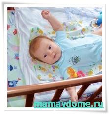 Как поднимать малыша