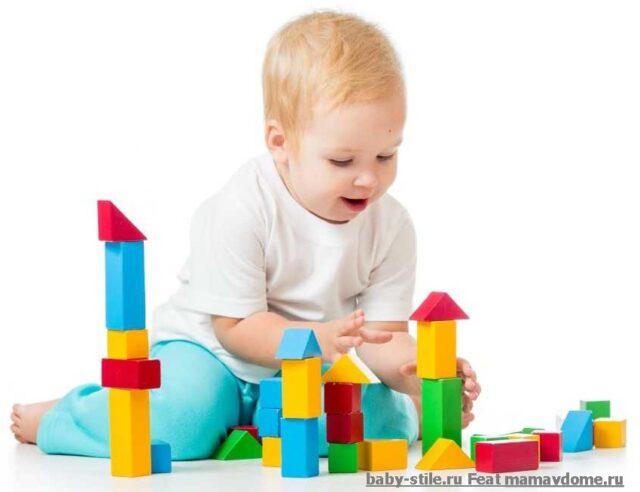 Подготовка ребёнка в детский сад