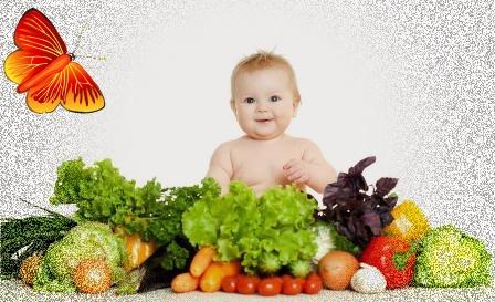 Питание и здоровый ребёнок