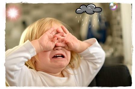 Почему ребенок капризничает?