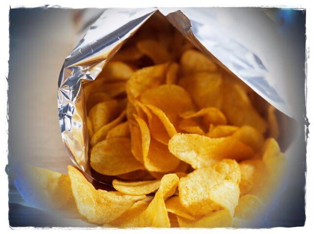 Так ли вредны чипсы