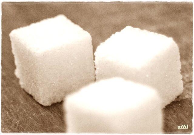 Сахар больше не ем