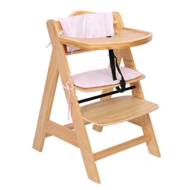 Складной стульчик для кормления детей