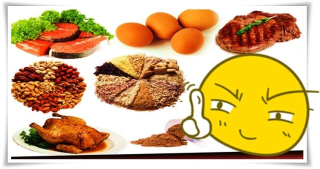 Основные питательные вещества