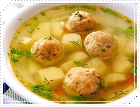 Суп из кролика для детей и всей семьи