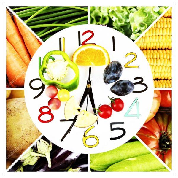 Как важен рацион и режим питания