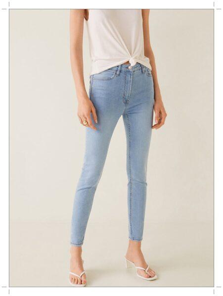 Длинные шарфы и узкие джинсы...