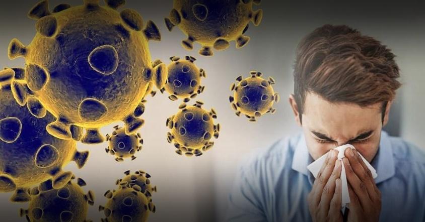 Действия при контакте с больным коронавирусом