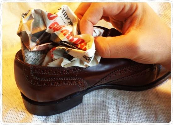 Ухаживаем за обувью
