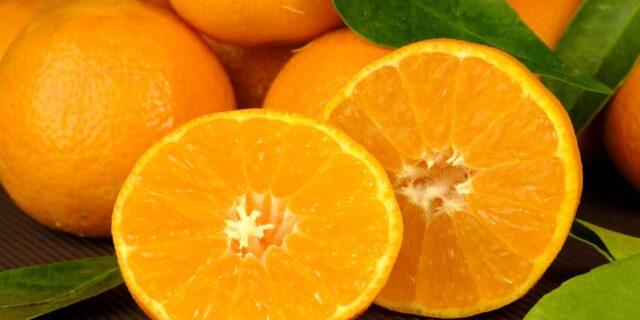 Десерты с апельсинами