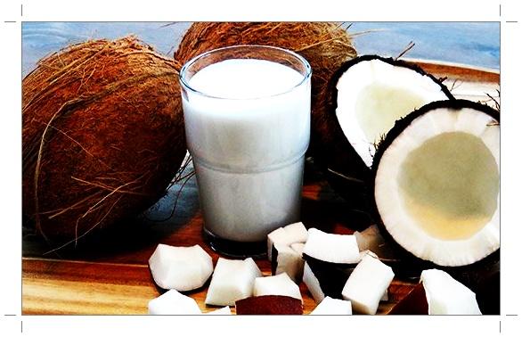 Что такое кокосовое молоко