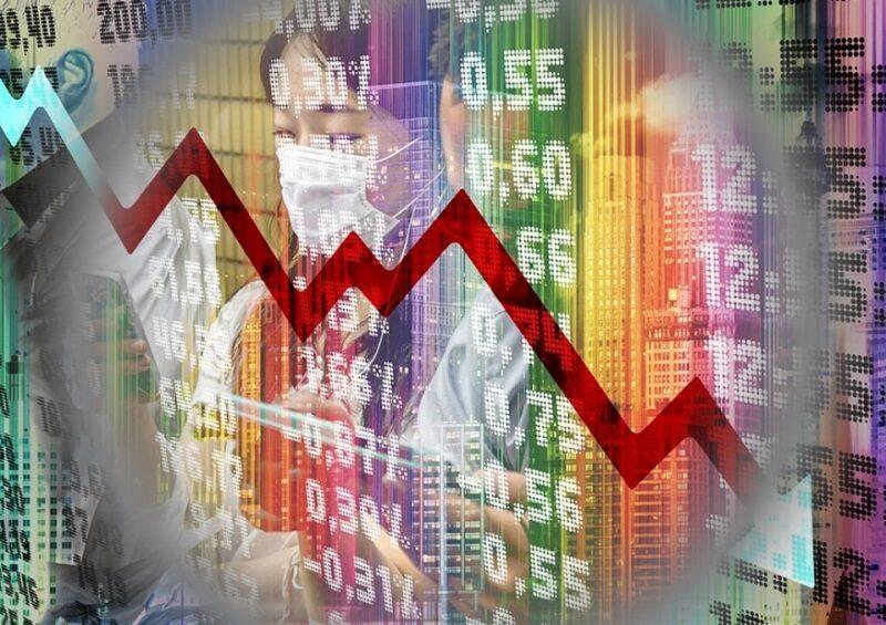 Экономический кризис коронавирус