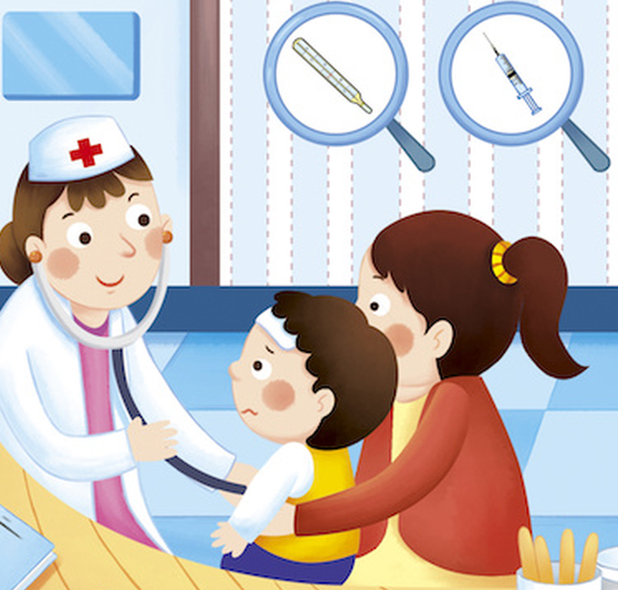 Ребенок и поликлиника