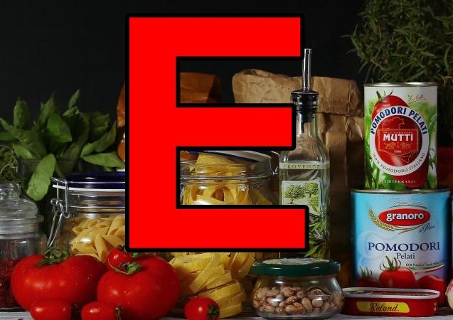 Буква «Е»