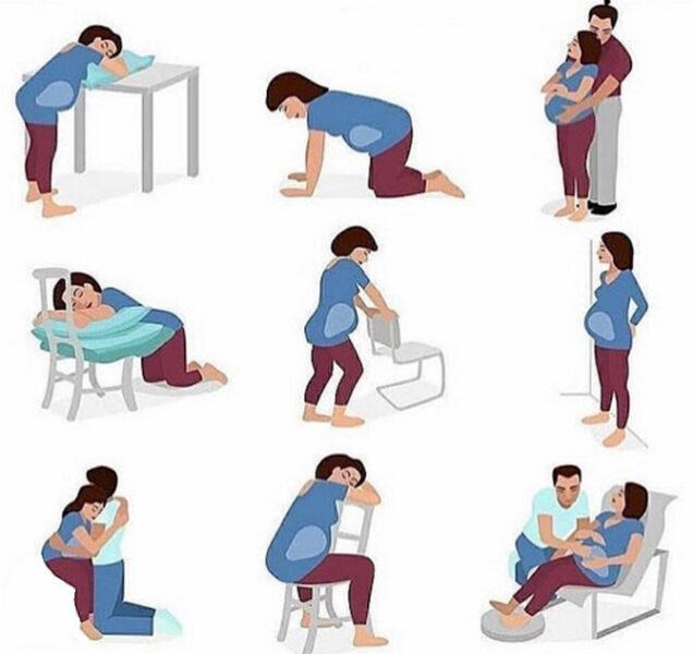 Как правильно нужно дышать во время родов и схваток