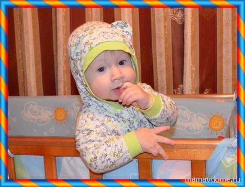 Новорожденный 8 месяцев