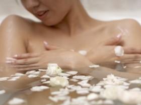 Самомассаж в ванне