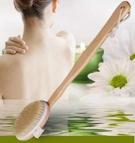 Массаж в ванне с использованием щеток, ледяной и вакуумный массаж