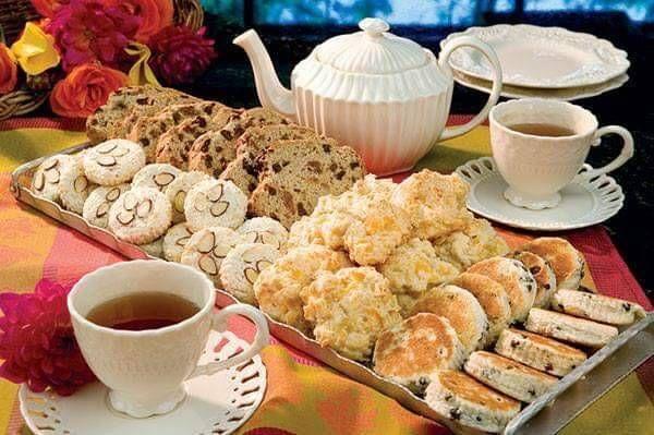 Как приготовить вкусную выпечку к чаю и кофе