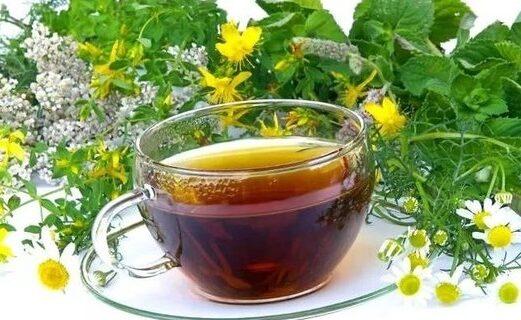Рецепты народных средств при атеросклерозе лечебные чаи