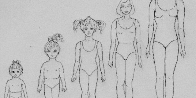 Половое развитие девочки. Во сколько лет начинаются возрастные изменения у девочек.