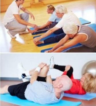 Артроз суставов профилактика комплекс упражнений