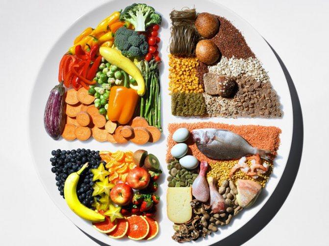 Основные принципы правильного питания для здоровья и долголетия