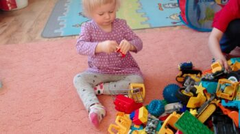 Щадящий режим в детском саду