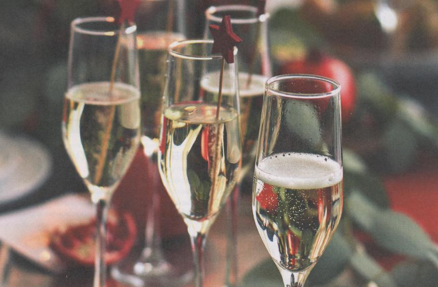 Какое шампанское лучше?Игристое настроение