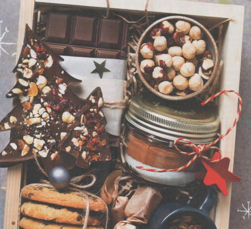 Непростое угощение: идея подарка на праздник