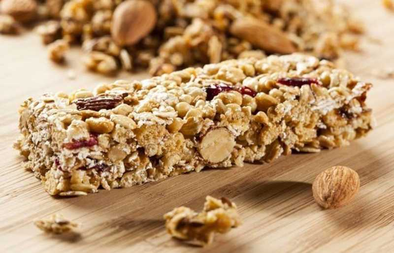 Общие принципы правильного питания Рисовые хлебцы с орехами и сухофруктами