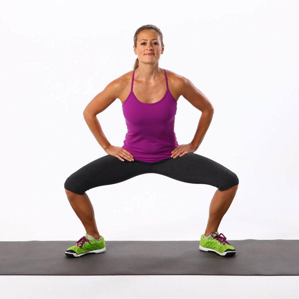 Простые упражнения на каждый день