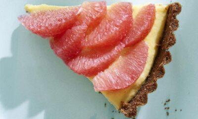 Рецепт с авокадо и грейпфрутом