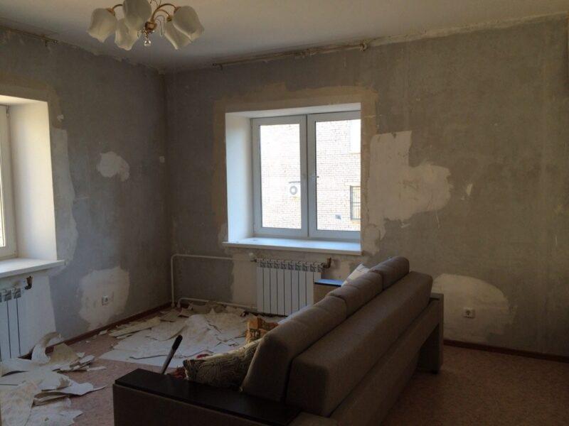 Бюджетный ремонт в съемной квартире своими руками