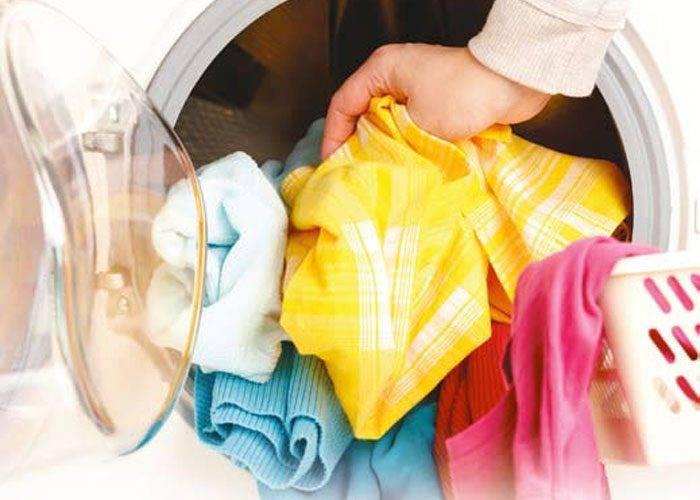 Как правильно вывести пятно и как стирать деликатные вещи