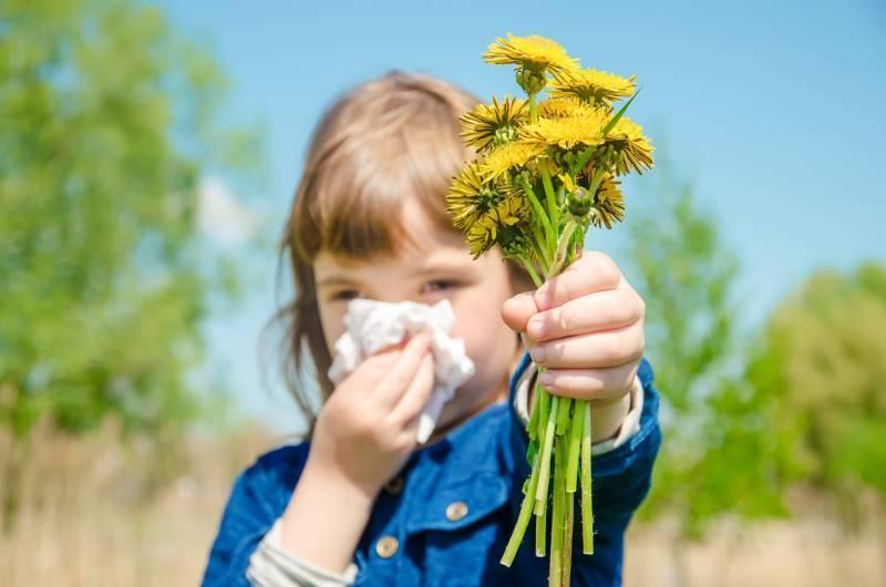 Какая бывает аллергия у человека