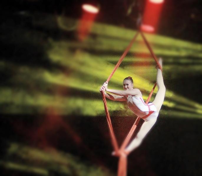 цирк парад алле кола