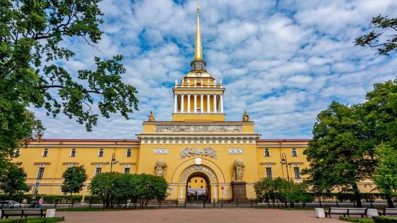 Адмиралтейская часть Санкт-Петербурга: адмиралтейство. Адмиралтейство история создания
