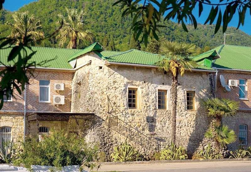 Новый Афон Абхазия: транспорт, гостиницы, пансионаты, рестораны, кафе, шопинг, развлечения, активный отдых