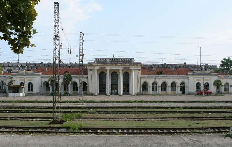 Отзыв об экскурсии в Гудауту. Достопримечательности Гудауты Абхазия фото