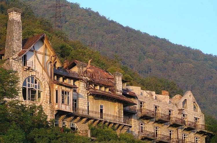 Летний отдых в Гаграх. Что есть интересного в Гаграх Абхазия