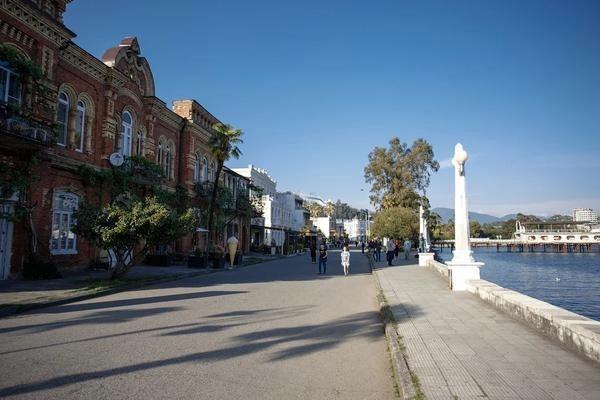 Достопримечательности города Сухума