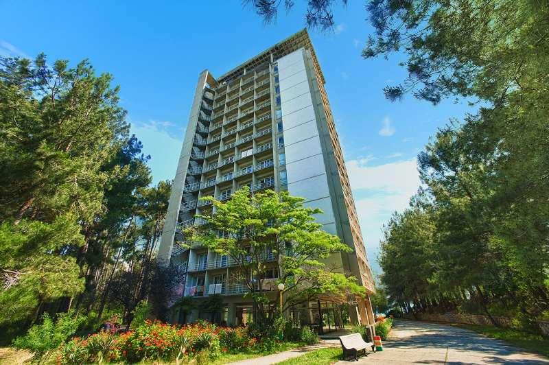 Семейный отдых в Пицунде: транспорт, рестораны, кафе, шопинг, развлечения, активный отдых, гостиницы, пансионаты, дома отдыха. Подводные и земные сокровища Абхазии