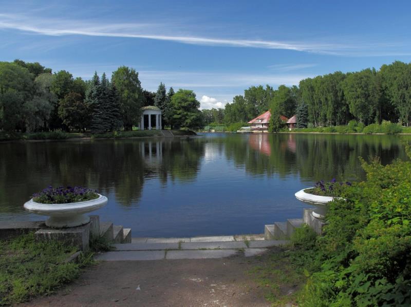 Приморский парк Победы на Крестовском острове история создания парка