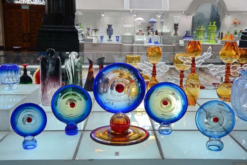 Гусь-Хрустальный - чудо стеклянного букета