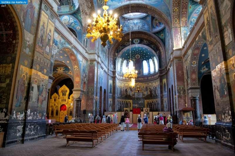 Достопримечательность Нового Афона. Новоафонский монастырь в Абхазии