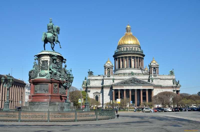 Исаакиевский собор в Санкт-Петербурге история строительства и интересные факты