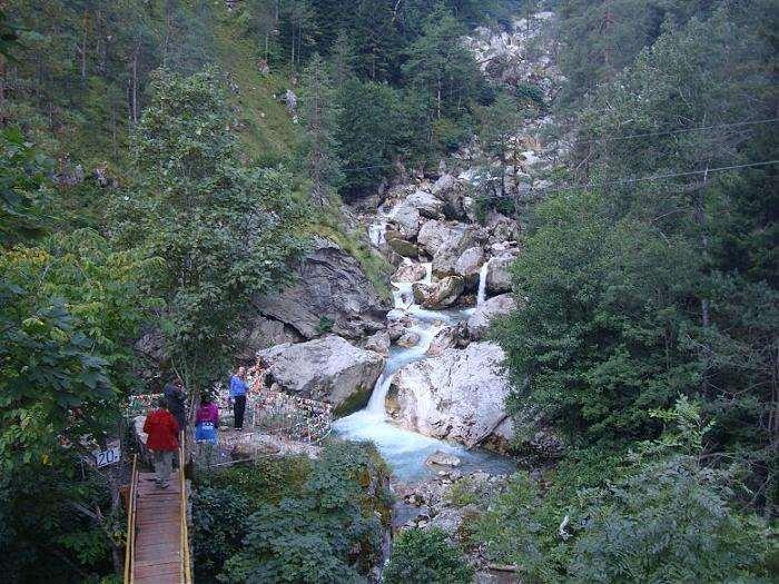 Экскурсия на озеро Рица, дорога на озеро Рица отзыв