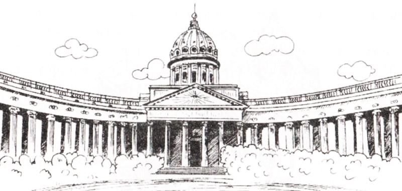 Казанский собор в Санкт-Петербурге история строительства