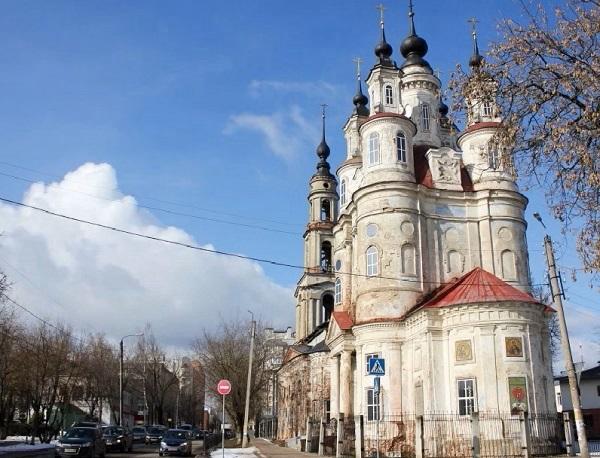 Богатырский город Муром. Золотое кольцо России